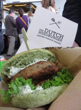 The Dutch Weedburger, Veggieworld