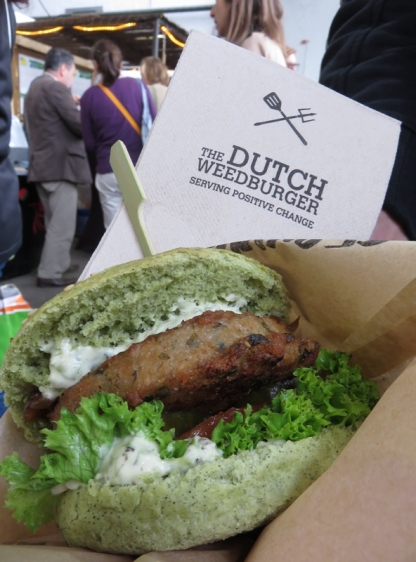 The Dutch Weedburger, Veggieworld