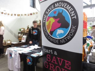 Save Movement, Veggieworld