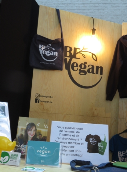 BE Vegan, Veggieworld