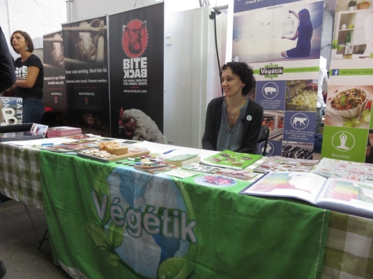 Vegetik, Veggieworld