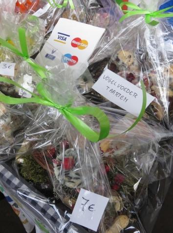 Vegan birdcakes, Stop Dierenmishandeling, Veggieworld