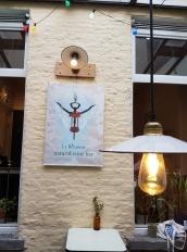 wine bar, le Botaniste, Ghent