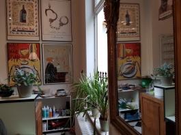interior, le Botaniste, Ghent