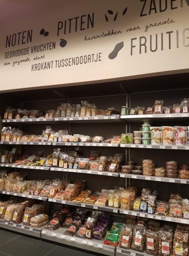 Nuts, dried fruit, ... Origin'O, Bruges