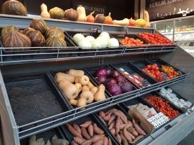 vegetables, Origin'O, Bruges