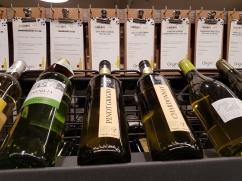 vegan wine Giol, Origin'O, Bruges
