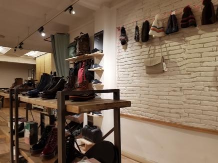 shoes, bonnets, Amapola, Barcelona